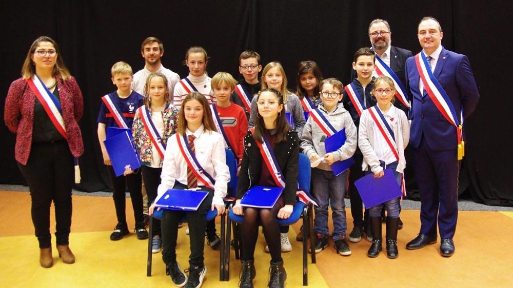 Conseil municipal des jeunes de Wervicq