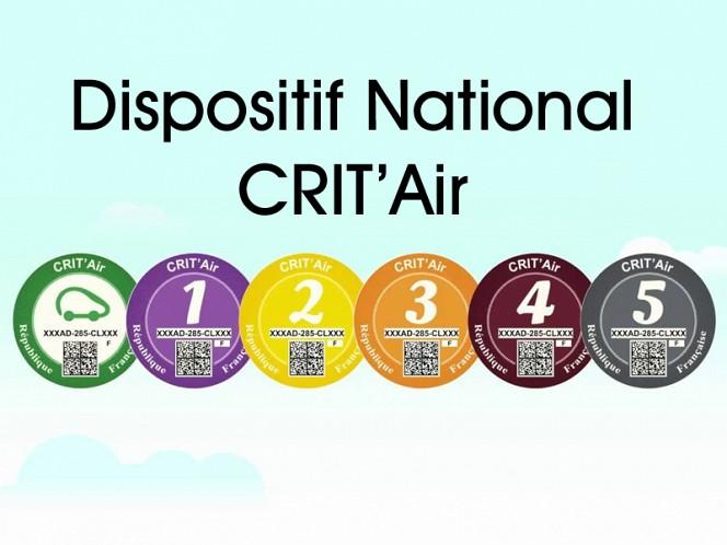 Dispositif Crit'Air