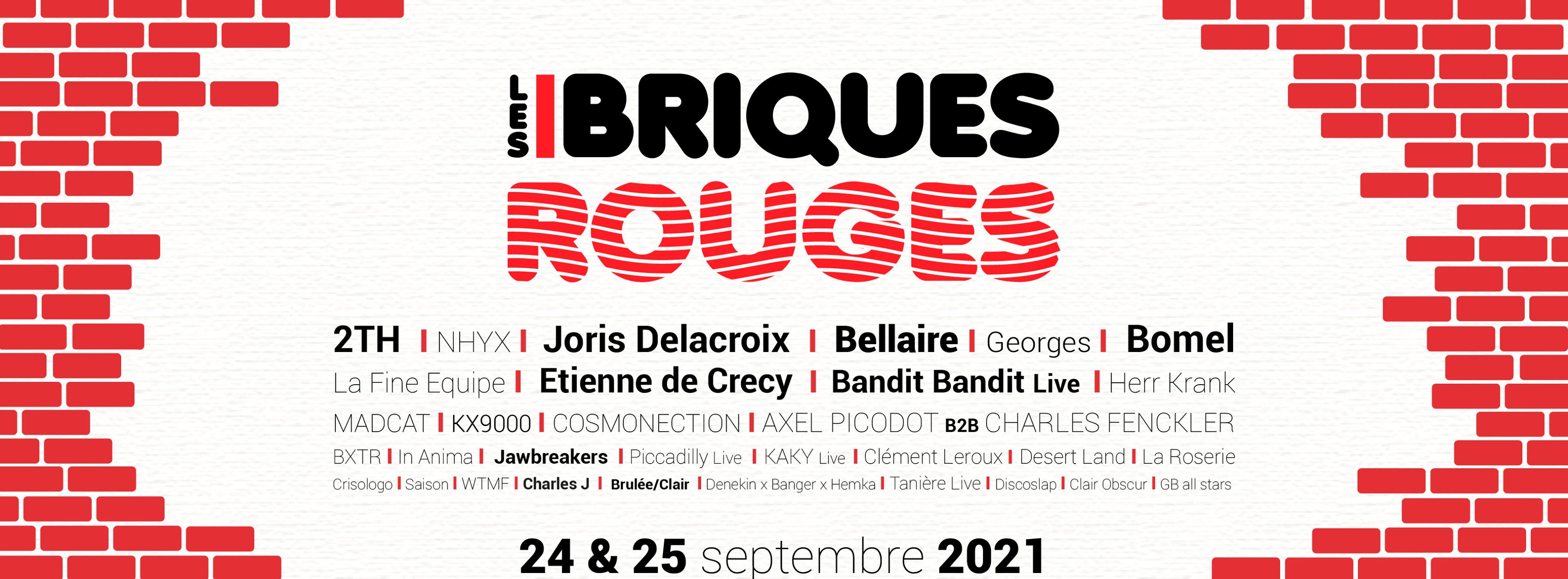 """Festival """"Les briques rouges"""""""