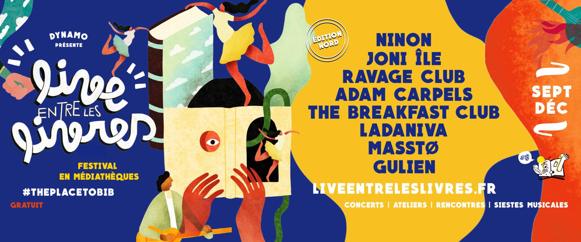 Atelier DJing par Prolifik Records > Live Entre Les Livres